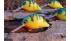 "Handmade Crankbait ""Retro Perch Fat XS 5"""