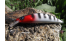 "Handmade Crankbait ""Retro Red Head Zander S 9"""