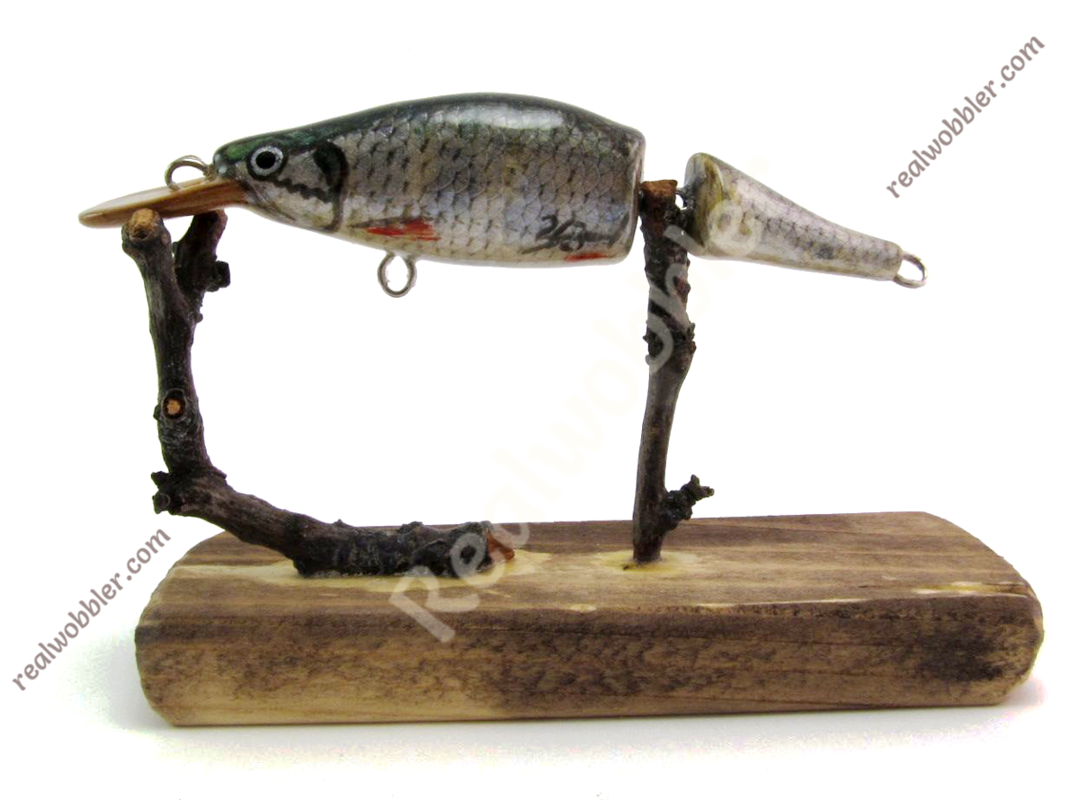 Jointed Lure XS with Common Rudd Skin