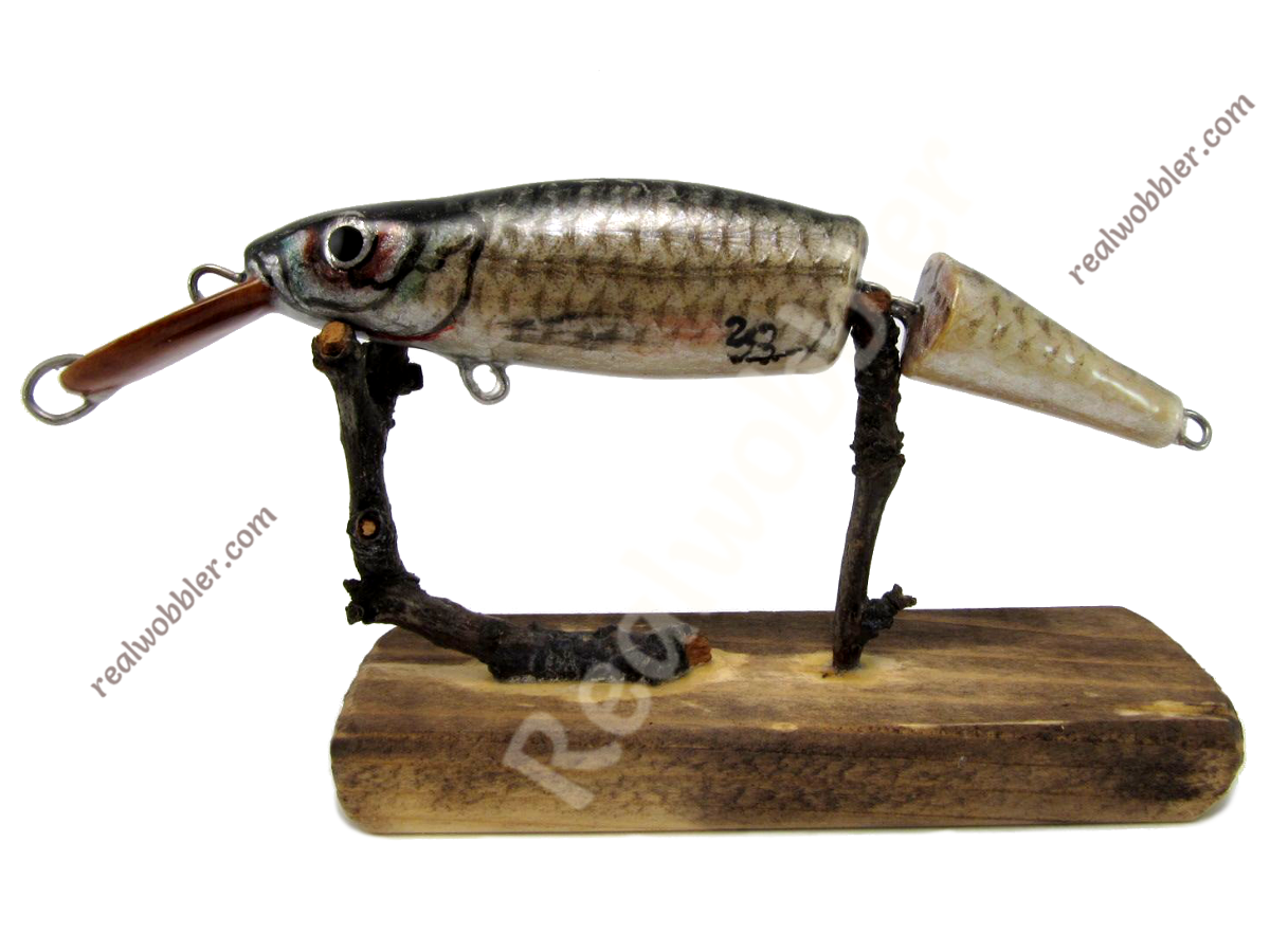 Jointed Lure M with Nase Fish Skin