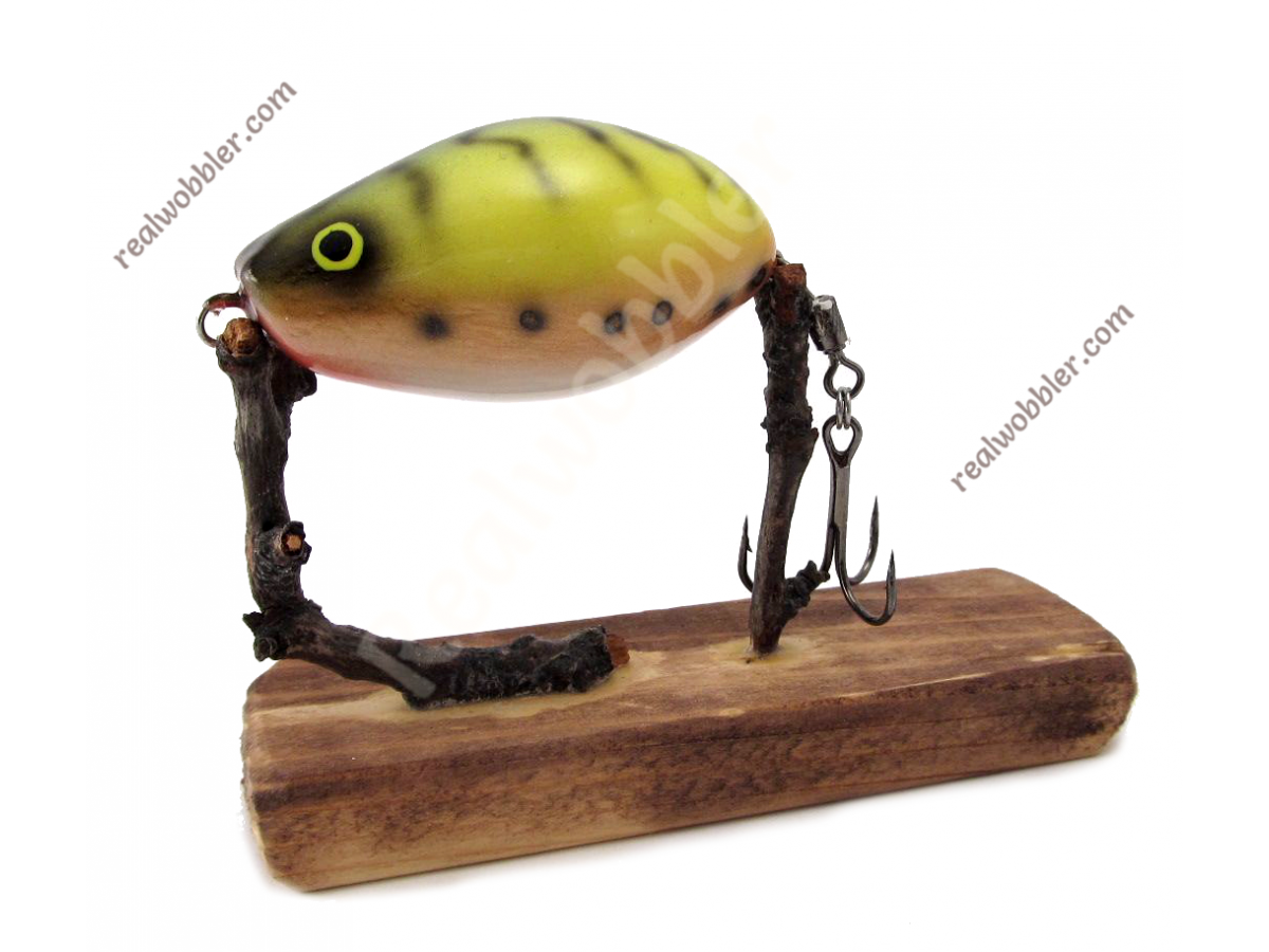 Belly Lure Yellow Slim