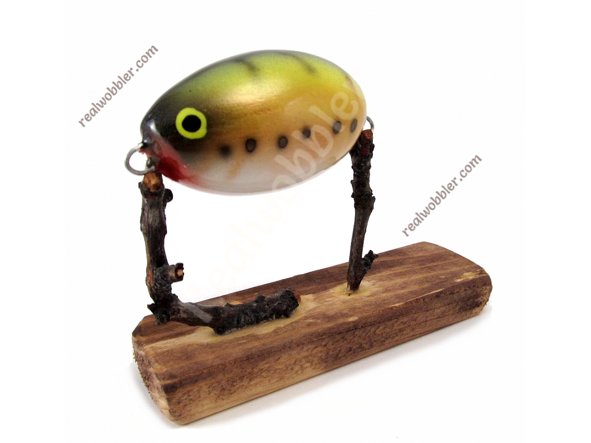 Topwater Belly Lure Yellow M