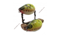 """Topwater """"Fat Belly Yellow Lures XL"""""""