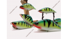 "Wooden Jerkbaits Retro ""Perch"""