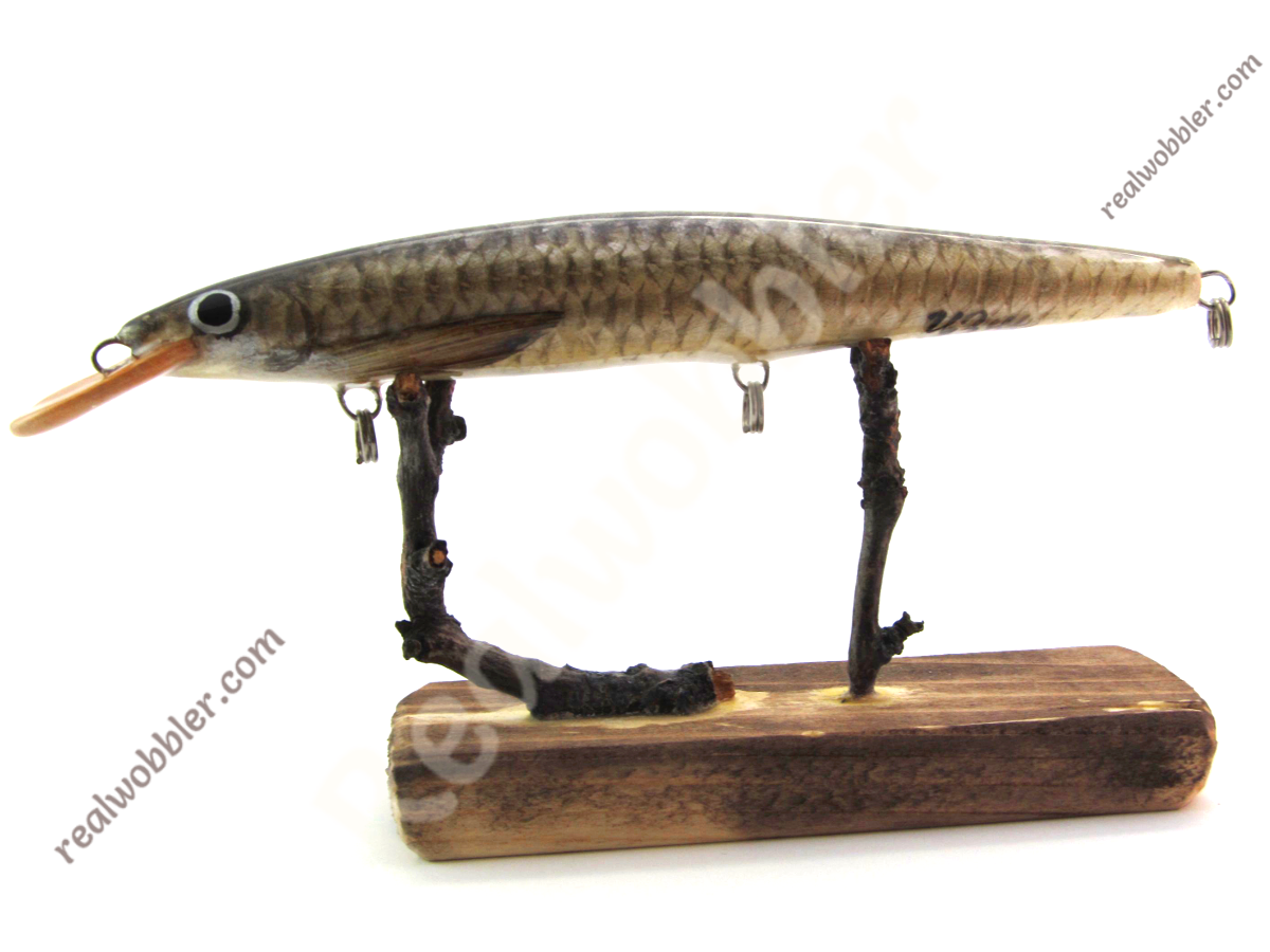 Slim Lure L Size with Nase Fish Skin