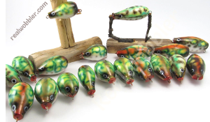 Painted Bellies Lures